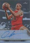 LEAF 12-13 METAL BASKETBALL Autograph CARD Dennis Rodman 【50枚限定】 梅田店 暴走王様
