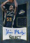 PANINI 2012-13 SELECT JERSEY AUTOGRAPH CARD Kevin Marphy【399枚限定】 / 新宿店 星知宏様