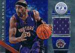 PANINI 2013-14 TOTALLY CERTIFIED JERSEY CARD BLUE Vince Carter【99枚限定】 / 新宿店 星知宏様