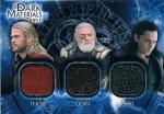 UD 2014 MARVEL THOR DARK MATERIALS TRIPLE CARD Thor&Odin&Loki / 新宿店 オッズブレイカーH様
