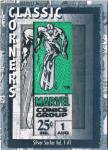 UD 2013 MARVEL PREMIER CLASSIC CORNERS CARD Silver Surfer Vol.1 #1 / 新宿店 Null Mox様