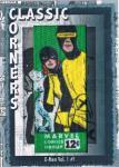 UD 2013 MARVEL PREMIER CORNERS CLASSIC CARD X-Men Vol.1 #1 / 新宿店 Null Mox様