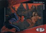 UD 2013 MARVEL PREMIER SHADOW BOX CARD Spider-Man vs Kraven/ 新宿店 Null Mox様