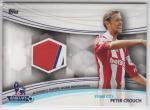 2013 Topps Premier Gold Peter Crouch ジャージーカード / 渋谷店 EIN様