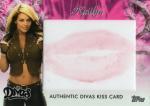 TOPPS 14 WWE Kiss Card Kaitlyn 神田店