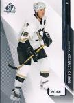 2014-15 UPPERDECK SP Game Used Hockey Mario Lemieux 【66枚限定】 新宿店020 きたさん様