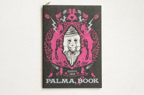 PALMA,BOOK! ISSUE:1