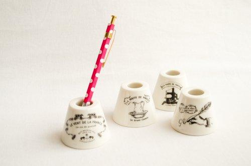 le grand chemin 陶器ツールスタンド