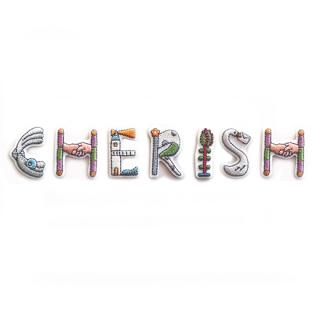 [ちょっぴりお得]CHERISH(言葉・単語セット)