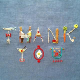 おはがき 食卓THANK YOU