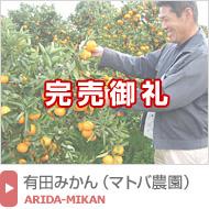 有田みかん(マトバ農園)