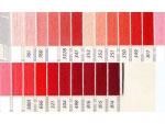 DMC刺繍糸 5番 ピンク・赤色系