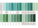 DMC刺繍糸 5番 緑・黄緑色系