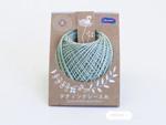 オリムパス タティングレース糸 カラフル 太 約40m巻