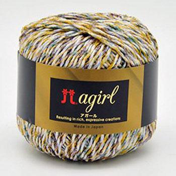 ハマナカ毛糸 アガール