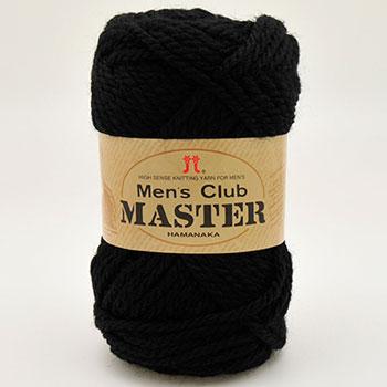 ハマナカ毛糸 メンズクラブマスター