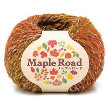 オリムパス毛糸 メープル ロード