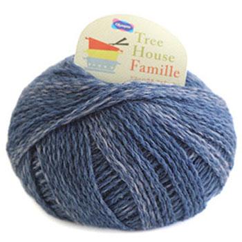 オリムパス毛糸 ツリーハウス ファミーユ