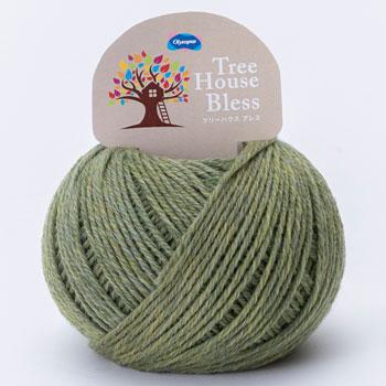 オリムパス毛糸 ツリーハウス ブレス