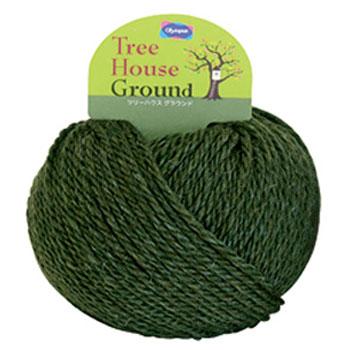 オリムパス毛糸 ツリーハウス グラウンド