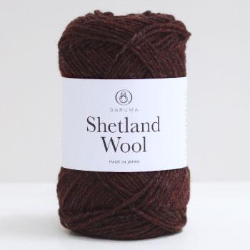 ダルマ毛糸 シェットランドウール