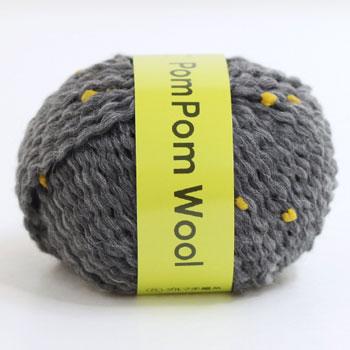 ダルマ毛糸 ポンポンウール