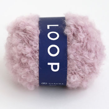 ダルマ毛糸 Loop ループ