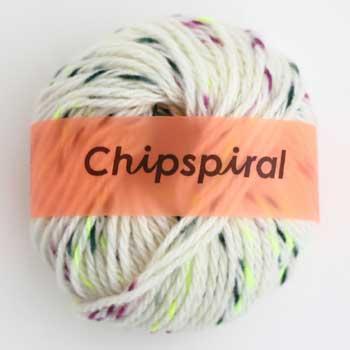ダルマ毛糸 チップスパイラル