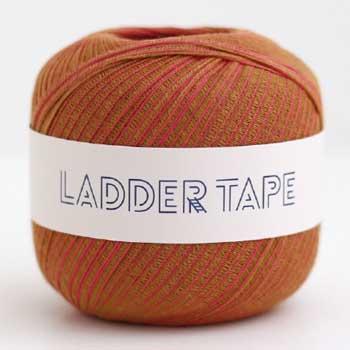ダルマ手編み糸 ラダーテープ