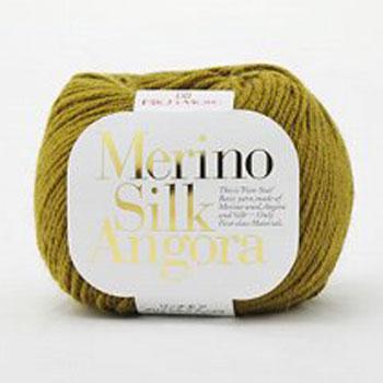 リッチモア毛糸 メリノシルクアンゴラ