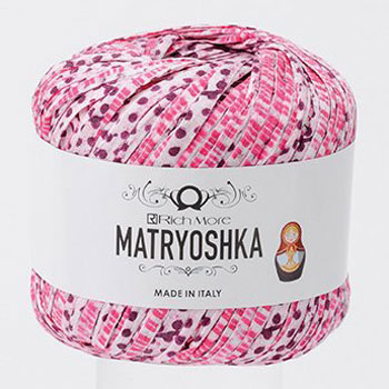 リッチモア毛糸 マトリョーシカ