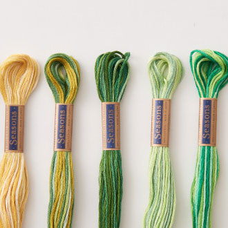 コスモ刺繍糸 Seasons 8000 25番