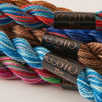 コスモ刺繍糸 Seasons 5番