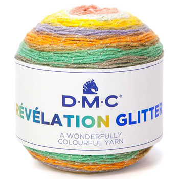 DMC毛糸 レベレーション グリッター REVELATION GLITTER