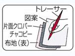 トレーサー 手芸・洋裁用 鉄筆