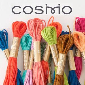 コスモ刺繍糸 25番