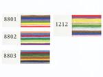 オリムパス刺繍糸 25番 カラフル