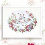 刺繍キット 花・風景