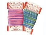 オリムパス 25番 刺繍糸 マルチカラーミックス