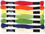 コスモ 刺繍糸セット