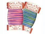 オリムパス刺繍糸 25番 マルチカラーミックス