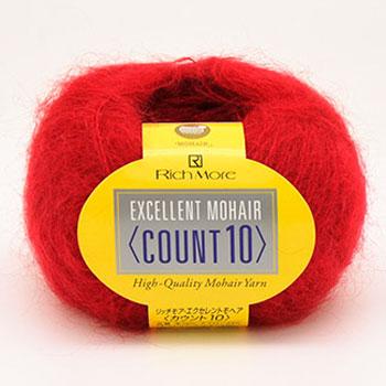 リッチモア毛糸 エクセレントモヘア カウント10