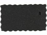 黒フェルト 180cm幅