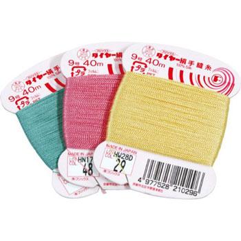 手縫い糸の種類