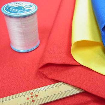 手芸用生地・布の種類