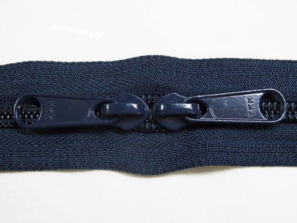 YKK 両開き コイルファスナー 50cm 【参考画像4】