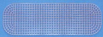 ハマナカ ダ円モチーフ 白 H202-551-1 5枚セット