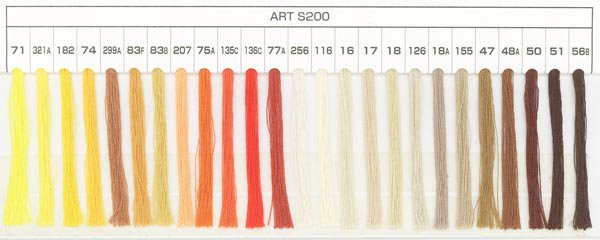 デュアルデューティー ART S200 col.284A 【参考画像5】