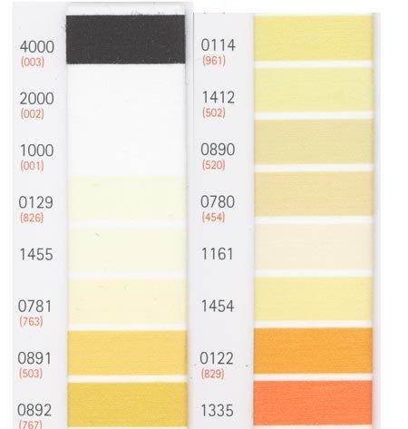メトラー メトロシーン Art9171 白・黒・黄色系 【参考画像1】