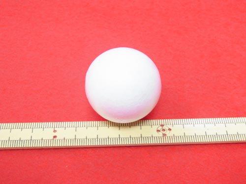 手芸用 スチボール 発泡スチロールボール 35mm 5個入 【参考画像1】